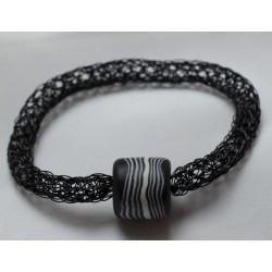 Modell 23 Armband schwarz...